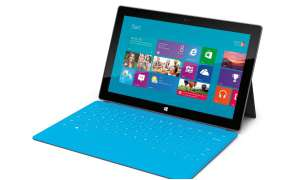 Microsoft Surface setzt auf Windows 8.