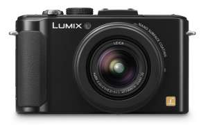 Panasonic Lumix DMC-LX 7