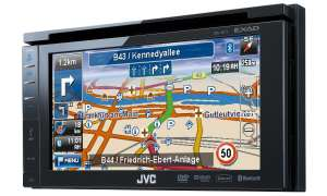 Entertainment-Navi KW-NT1 von JVC