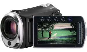 Digitaler Full-HD-Camcorder GZ-HM335 von JVC
