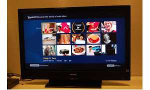Sony Bravia Video Internet Link