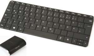 Microsoft Wedge Mouse und Keyboard