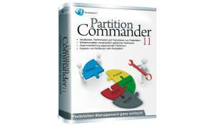 Partition mit Partition Commander erstellen