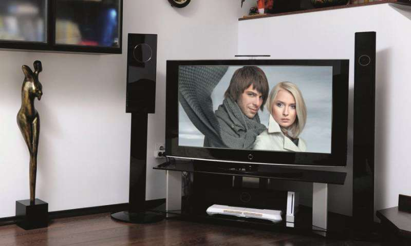 vier 32 zoll lcd fernseher im vergleich pc magazin. Black Bedroom Furniture Sets. Home Design Ideas