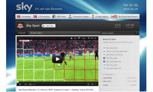 Screenshot von http://www.youtube.com/user/SkySportHD