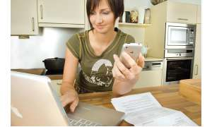 Mobiles Online-Banking
