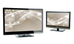 acht lcd tvs mit 40 bis 42 zoll im test pc magazin. Black Bedroom Furniture Sets. Home Design Ideas