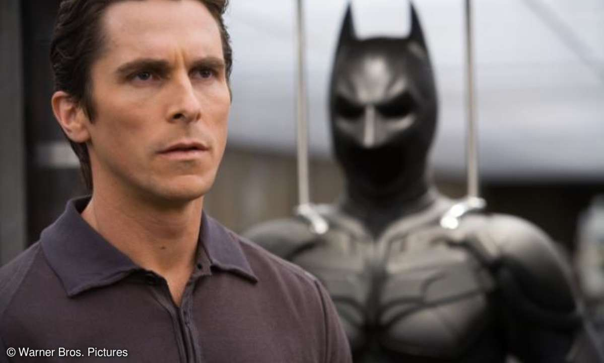 Christian Bale (hier in