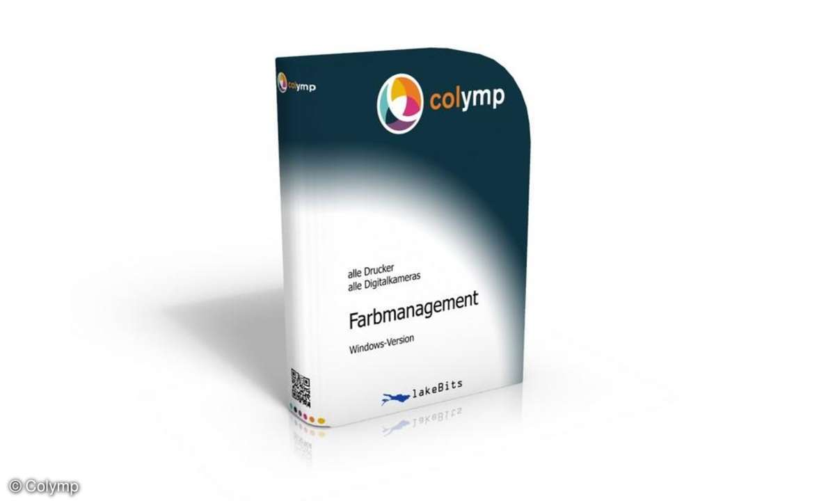 Colymp Farbmanagement