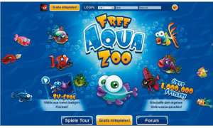 Spiele, test, Rage, Hungry Hamsters, Free Aqua Zoo