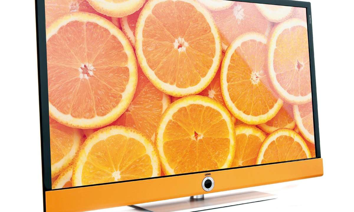 home entertainment, fernseher, Loewe Connect ID 46