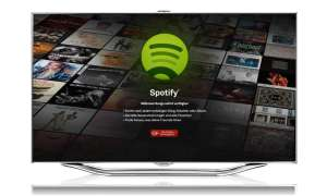 Spotify auf Samsung Smart TV