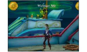 Spiele, test, The Tales of Monkey Island, Microsoft Flight