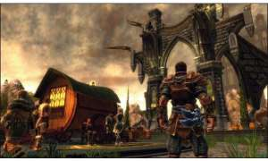 Spiele, test, Kingdoms of Amalur: Reckoning