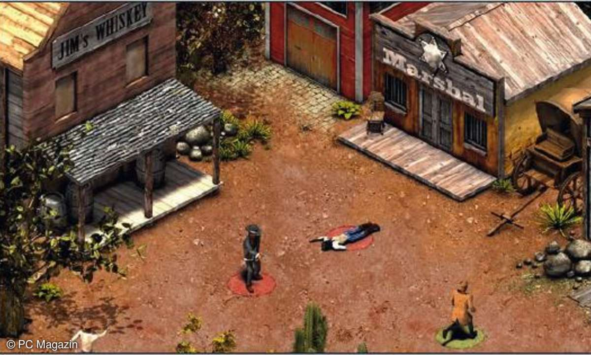 Spiele, test, Colts of Glory