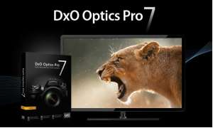 Update für DxO Optics Pro