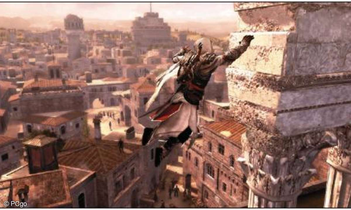 Spiele, test, Dragon Age II, Assassin's Creed Brotherhood, Cities in Motion