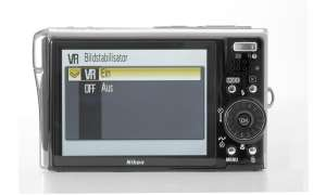 Nikon Coolpix S50c Display