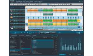 Magix Music Maker 2008 Producer Edition: 5.1-Mixer