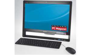 PC, Sony VAIO VPCJ11M1E, Komplettsystem, All-in-one
