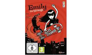 dtp entertainment Emily the Strange: Skate Strange, software, games