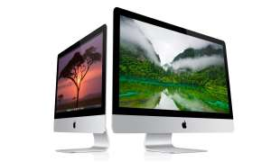 Apple mit superflachem iMac