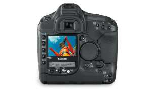 Canon EOS-1D Mark II N Display