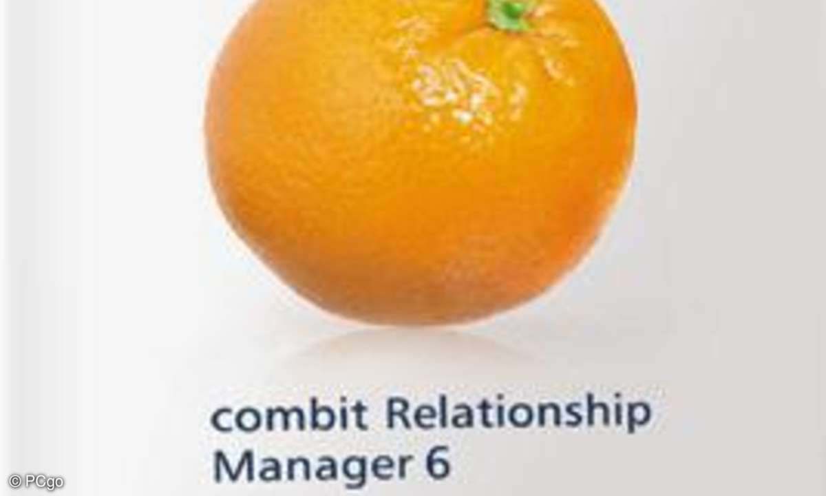combit GmbH Relationship Manager 6