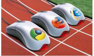 Browser Firefox Chrome IE
