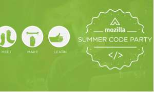 Mozilla Summer Code Party