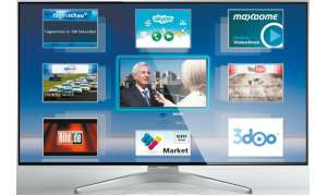 smart-tv, fernseher, home entertainment