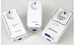 Devolo, netgear, Powerline, adapter, hardware
