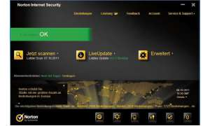 Norton Internet Security 2012, tools, software