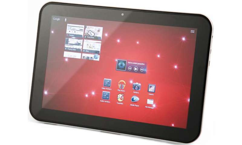 toshiba at300 android tablet im test pc magazin. Black Bedroom Furniture Sets. Home Design Ideas