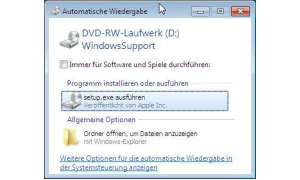 Windows 7 auf Apple Mac