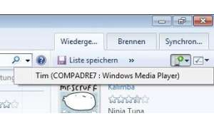 Windows Media Player in Windows 7