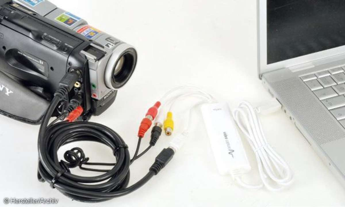 s-video, camcorder