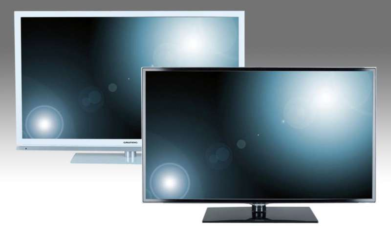 46 zoll tvs f r einsteiger im test pc magazin. Black Bedroom Furniture Sets. Home Design Ideas