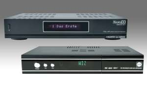 Hybrid-Receiver Nanoxx Omega HD+ und Wisi Or 188 HD