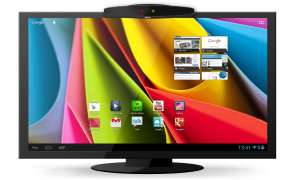 """Archos: Multi-Touch Android """"TV connect"""""""