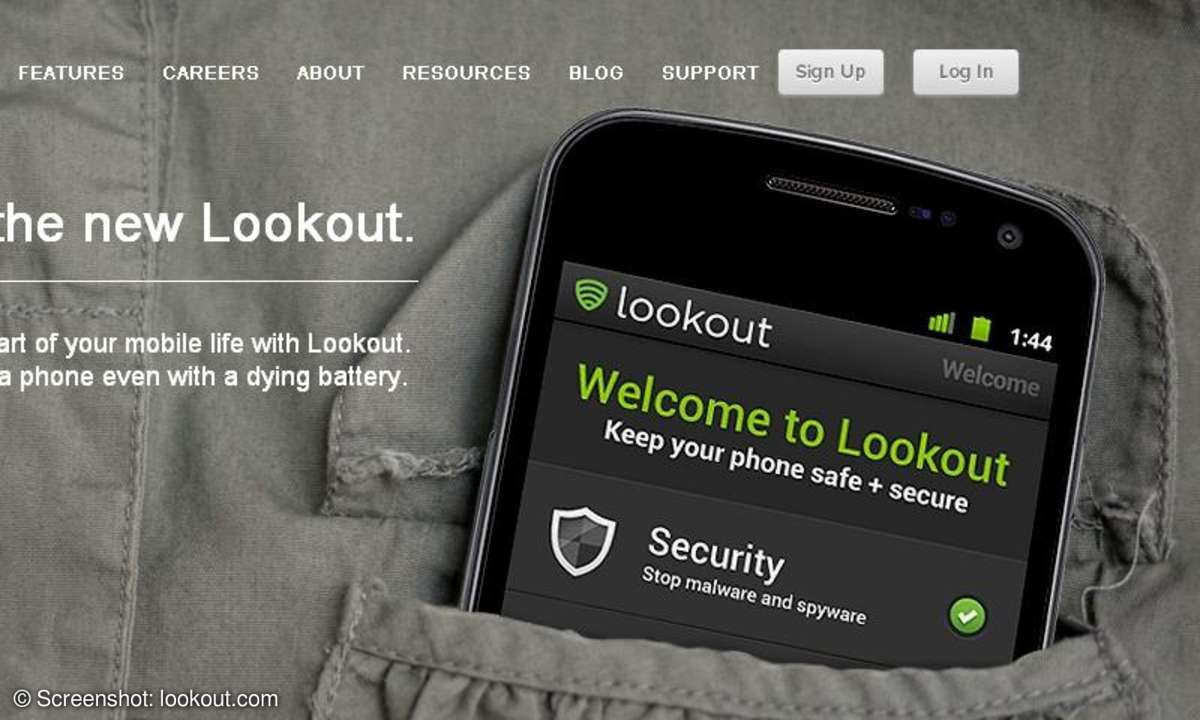Lookout Mobile Security 8.3