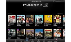 iTunes HD-Serien