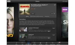 iTunes TV-Serien