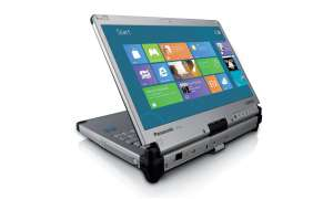 Panasonic CF-2 mit Windows 8.