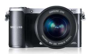Samsung NX210 RAW Test Review