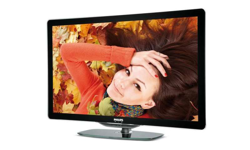 test philips 40 pfl 8605 tv 40 zoll pc magazin. Black Bedroom Furniture Sets. Home Design Ideas