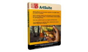 Akvis ArtSuite: Version 9.5 Box