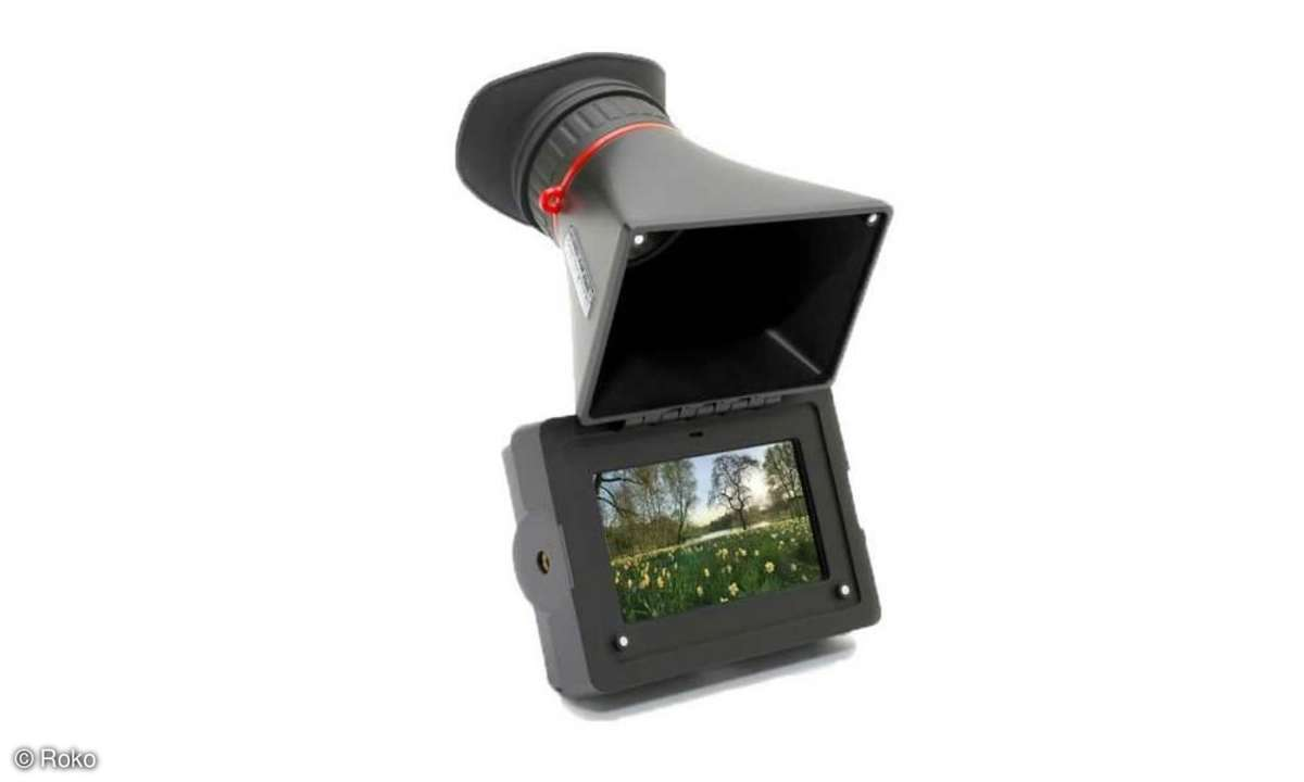 Roko HD35 EVF Electronic Viewfinder