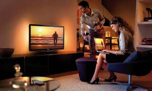 MediaConnect, Philips, Wi-Fi, TV, CD, Laptop, Pc