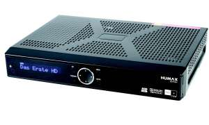 Humax HD-Fox+